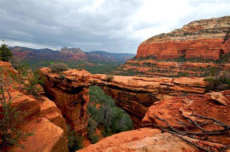 You'll Love Visiting The Heavenly Devil's Bridge In Arizona