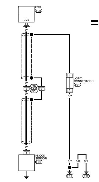 Xterra Wire Diagram by P0325 Nissan Autocodes Questions And Answers