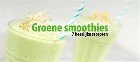 groene smoothies boek kopen