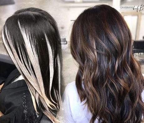 tendance coloration 2018 tendance coloration cheveux 2018
