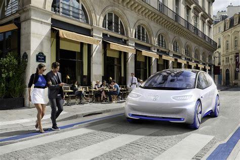 Volkswagenphev Volkswagen I D Concept 8