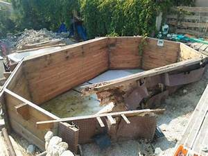 travaux piscine enterree faire soi meme With piscine a faire soi meme