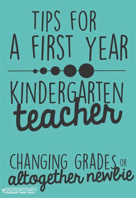 tips for a year kindergarten back to 619 | de1eddf7583638605f9b163de0133b66