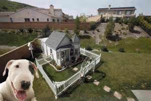 Hardwood Floors With Dogs by 11 Luxury Dog Houses Worthy Of Mtv Cribs Barkpost