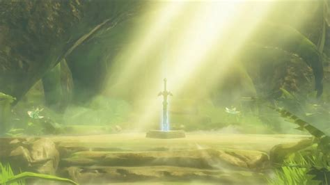 Sword Animated Wallpaper - botw master sword live wallpaper