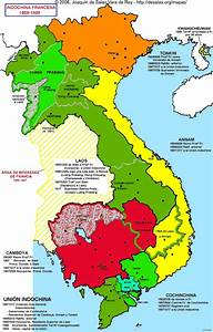 Pics For > Indochina Map