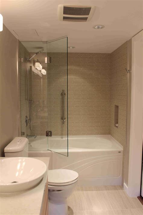 Kitchen And Bathroom Ideas - condo master bathroom remodel simple and elegant skg renovations