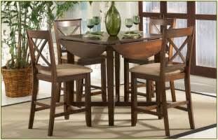 Round Kitchen Table Sets Kmart by Drop Leaf Kitchen Tables For Small Spaces Home Design Ideas