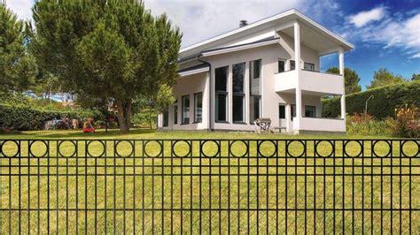 Cloture Basse Jardin by Une Nouvelle Approche Esth 233 Tique De La Cl 244 Ture De Jardin