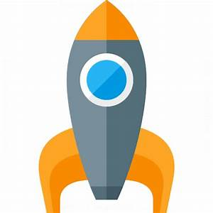 IconExperience » G-Collection » Rocket Icon