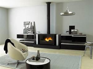 Poele A Granule Design : nouveaut s insert po les philippe radiantes design ~ Dailycaller-alerts.com Idées de Décoration