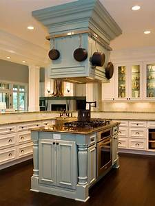 how to choose a ventilation hood hgtv With kitchen colors with white cabinets with how to make monogram stickers at home