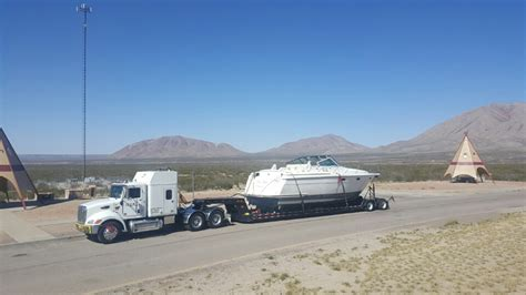 Boat Transport Pensacola Fl by Transported A1995 Tiara 35 From Pensacola Fl To San Diego