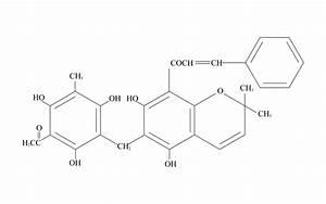 Rottlerin Molecule