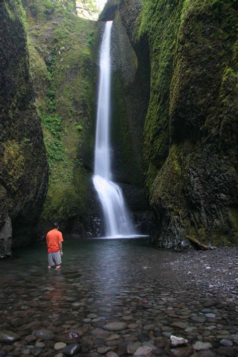 Top Oregon Waterfalls World