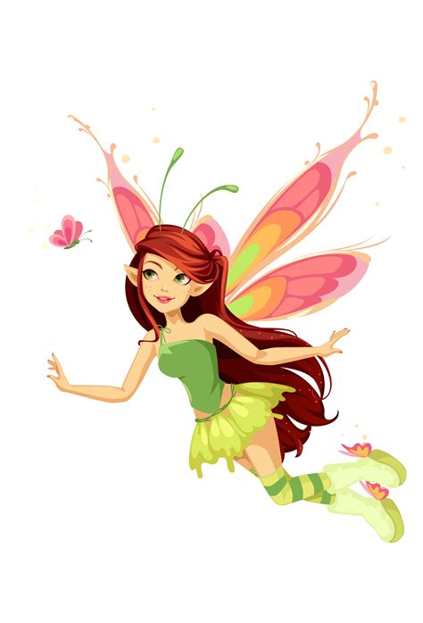 Make stunning animations and export a single animated svg file. Flying butterfly fairy - Download Free Vectors, Clipart ...