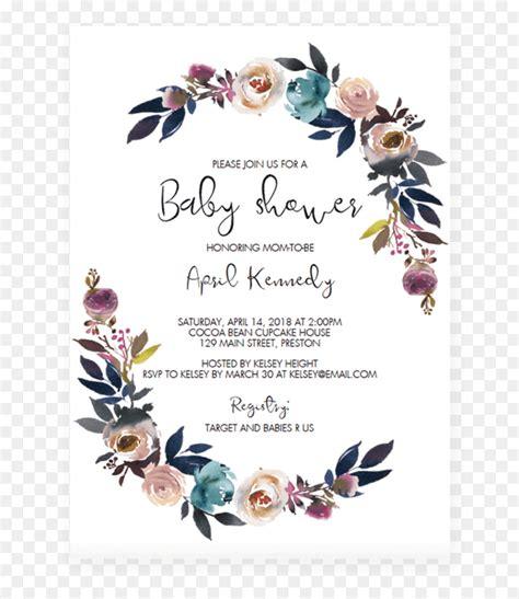 hochzeit einladung baby dusche party convite kind