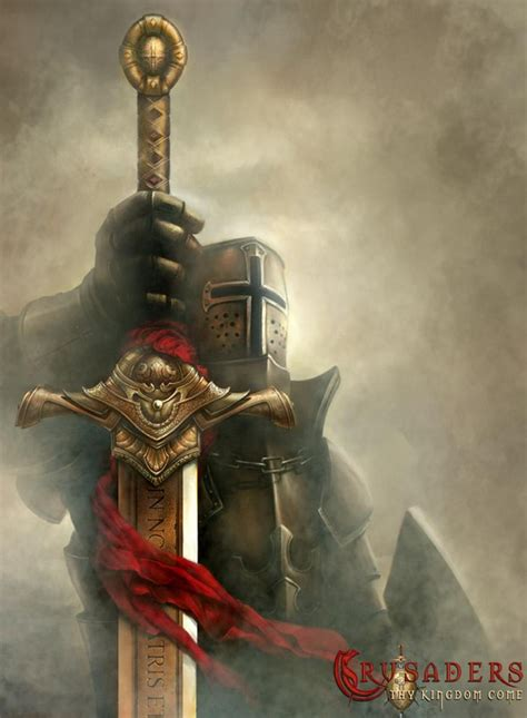 art image crusaders thy kingdom  mod db