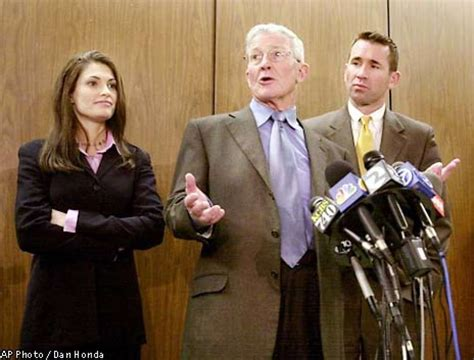 guilfoyle kimberly attorney district hallinan terence assistant dog play prosecutors trial hammer jim newsom 2002 backstage power flanked center right