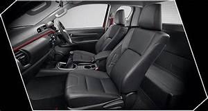 Toyota Revo Smart Cab Export  Toyota Hilux Revo Smart Cab