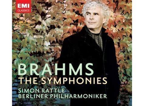 Brahms Best Symphony Brahms Complete Symphonies Berlin Philharmonic 2008