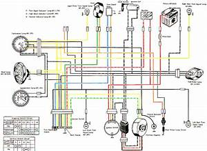 1996 Suzuki Motorcycle Atv Wiring Diagram T