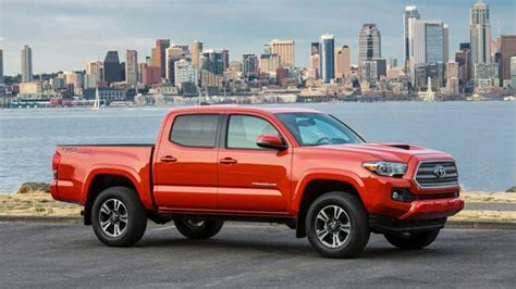 2016 Toyota Tacoma Trd Sport 4x4 Review & Rating