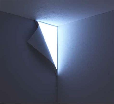 behind the wall ls peel wall light