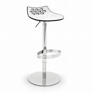 Tabouret De Bar Pivotant : tabouret de bar pivotant jam meubles et atmosph re ~ Dailycaller-alerts.com Idées de Décoration