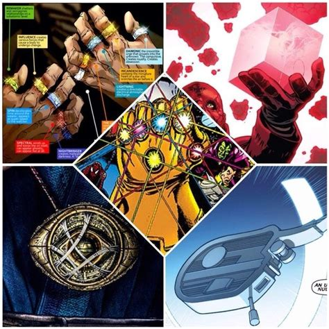 powerful weapons   marvel universe