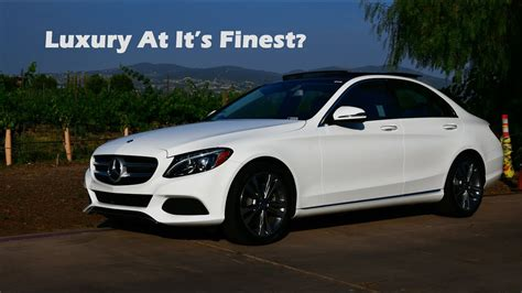 mercedes benz  review youtube