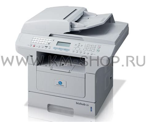 You can download the selected manual by simply clicking on the coversheet or manual title which will take you to a page for immediate download access. Konica Minolta bizhub 20