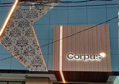 corpus surabaya  letter timbul led portfolio mark design jasa pembuatan website surabaya