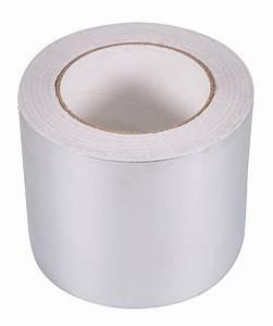 ruban adhesif aluminium 100 mm x 50 m With carrelage adhesif salle de bain avec ruban led exterieur 50 m