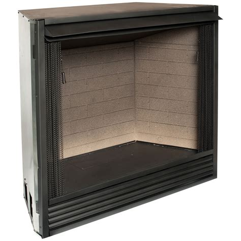"ProCom 36"" Ventless Gas Firebox Insert   ProCom Heating"