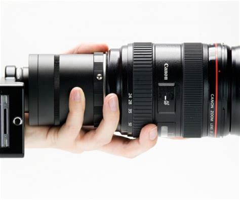 iphone dslr lens iphone 4 dslr lens mount what s wrong with this picture