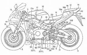 Exhaust Patents Reveal Next Generation Honda Fireblade