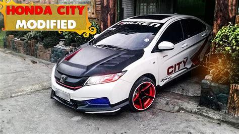 Honda City Modification by Best Honda City Modifications Awesome Modified