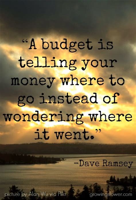 budget quotes  sayings quotesgram