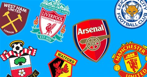 Every Premier League club crest, ranked from worst to best ...