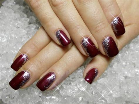 superlative maroon nails designs pictures sheideas