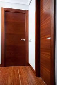 Puertas de madera en Getxo, Bilbao y alrededores, venta e instalación Carpinteria Iberre