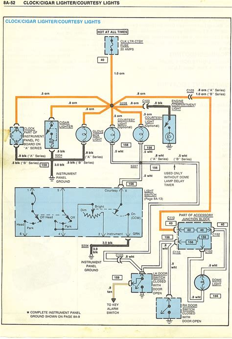 68 Camaro Dome Light Wiring Diagram by Dome Light On All The Time Gbodyforum 78 88