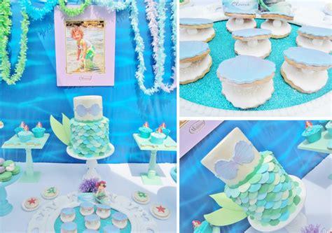 Little Mermaid Party Ideas  Kara's Party Ideas