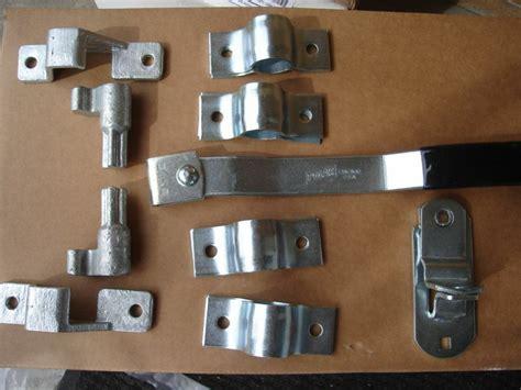 Truck Cargo Trailer Swing Door Cam Type Lock Kit 158