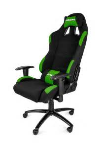 akracing gaming chair black green ak k7012 bg gamegear be improve your