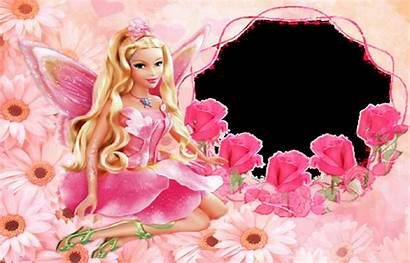 Barbie Doll Wallpapers Pink Pc Backgrounds Rose
