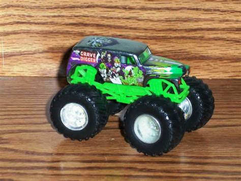 wheels grave digger monster truck wheels monster jam grave digger 1 64 diecast truck