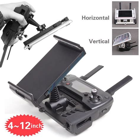 dji mavic  pro airspark accessories    remote controller bracket tablet phone holder