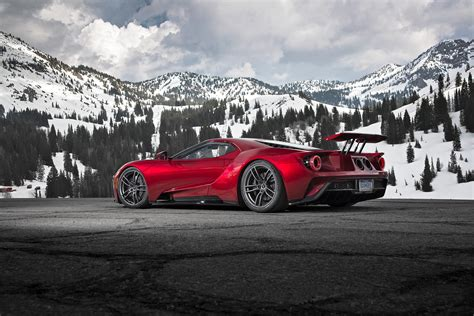 2017 Ford Gt Pro Racers Perspective Automobile Magazine